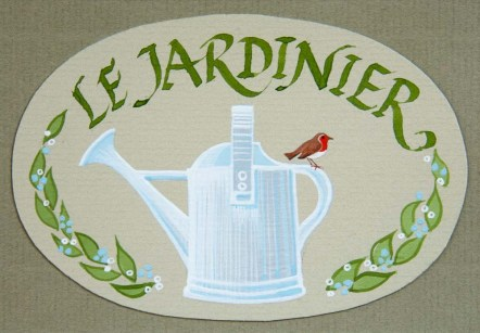 Image for Le Jardinier